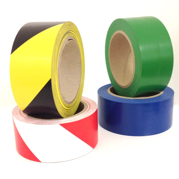 Pvc Floor Marking Tape Adhesive Tapes